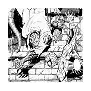 Spiderman da colorare 5
