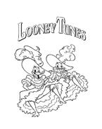 Looney toons da colorare 49