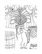 Madagascar da colorare 38