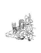 Il mago di Oz da colorare 9