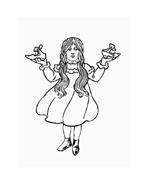 Il mago di Oz da colorare 45