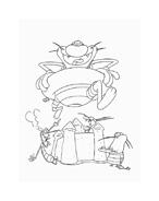Maledetti scarafaggi da colorare 50