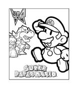 Mario bros da colorare 23