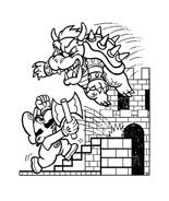 Mario bros da colorare 31