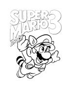 Mario bros da colorare 37