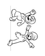 Mario bros da colorare 38