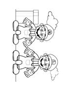 Mario bros da colorare 46