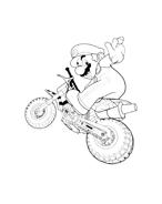 Mario bros da colorare 47