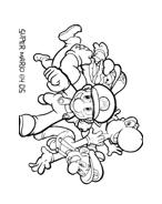 Mario bros da colorare 53
