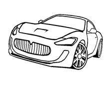 Automobile da colorare 313