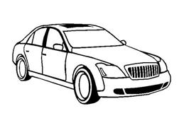 Automobile da colorare 317