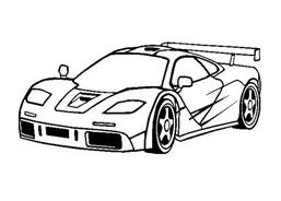 Automobile da colorare 327