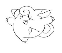 Pokemon 1 da colorare 55