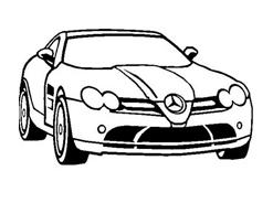 Automobile da colorare 328