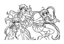Principesse sirene da colorare 12