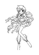 Principesse sirene da colorare 39