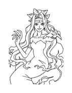 Principesse sirene da colorare 42