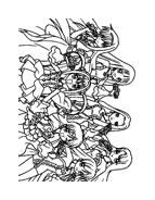 Principesse sirene da colorare 52