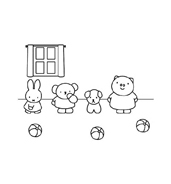 Miffy da colorare 14