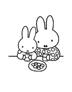 Miffy da colorare 18