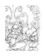 Arthur e il popolo dei minimei da colorare 133