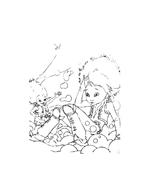 Arthur e il popolo dei minimei da colorare 152