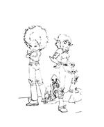Arthur e il popolo dei minimei da colorare 161