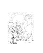 Arthur e il popolo dei minimei da colorare 168
