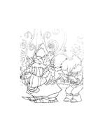 Arthur e il popolo dei minimei da colorare 177
