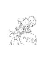 Arthur e il popolo dei minimei da colorare 179