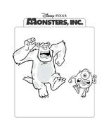 Monsters e co da colorare 28