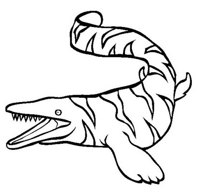 Dinosauro da colorare 331