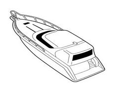 Nave e barca da colorare 73