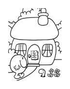 Mr men da colorare 17