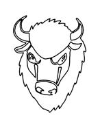 Mucca e bufalo da colorare 37