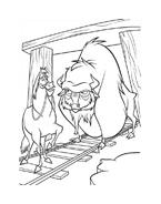 Mucche alla riscossa da colorare 41