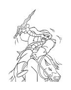 Mulan da colorare 50