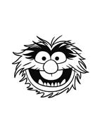 I Muppet da colorare 5