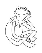 I Muppet da colorare 6