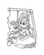 I Muppet da colorare 25