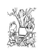 I Muppet da colorare 32