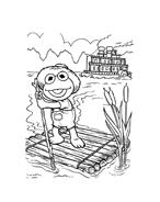 I Muppet da colorare 33