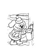 I Muppet da colorare 41