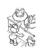 I Muppet da colorare 47