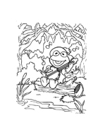 I Muppet da colorare 54