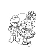 I Muppet da colorare 58