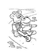 I Muppet da colorare 62