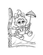 I Muppet da colorare 67