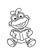 I Muppet da colorare 68