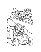 I Muppet da colorare 69